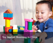 Toy Market Booming in China