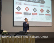 DITP to Promote Thai Products Online