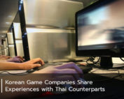 Korean Game Companies Share Experiences with Thai Counterparts