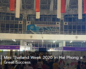 Mini Thailand Week 2020 in Hai Phong a Great Success