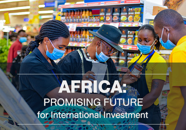 Africa: Promising Future for International Investment